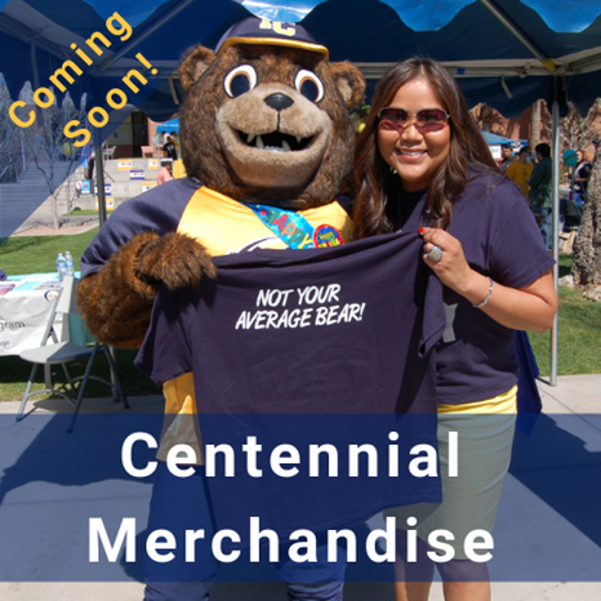 Picture of PC Centennial Merchandise Coming Soon